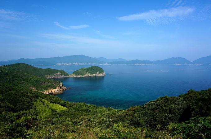 16 やっぱり島は海が綺麗.JPG