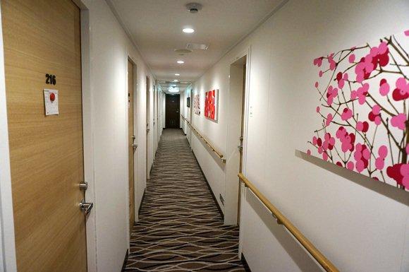 16 グリーンエリアの廊下.JPG