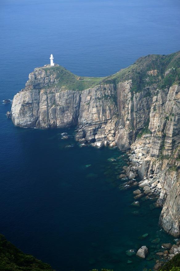 19 大瀬埼灯台は絶景だった.JPG