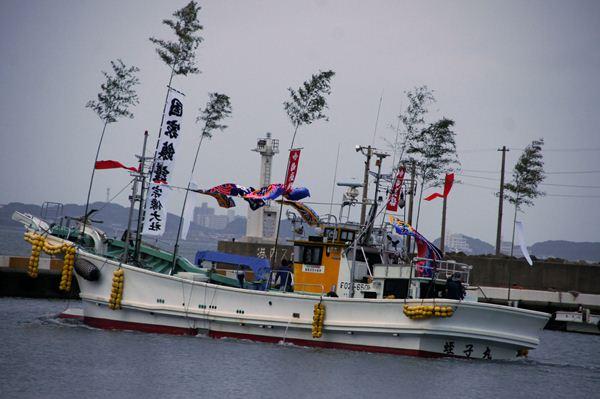 1 今年の御座船.JPG