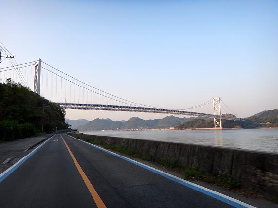 1 最短で走るしまなみ海道.JPG