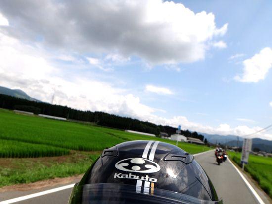 22 今日のヘルメットはカムイ.JPG