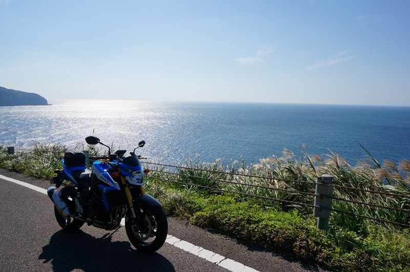 28 東シナ海を見ながら走れます.JPG