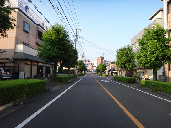 2 まだ寝てる日田の町.JPG
