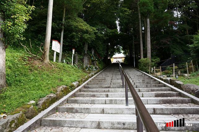 2 めっちゃ長い階段.JPG