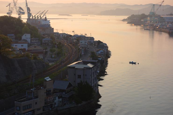 2 尾道大橋からの眺め.JPG