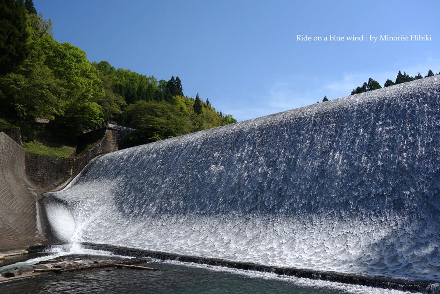 36 絶好の白水ダム日和.JPG