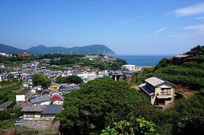 39 奈良尾の町並み.JPG