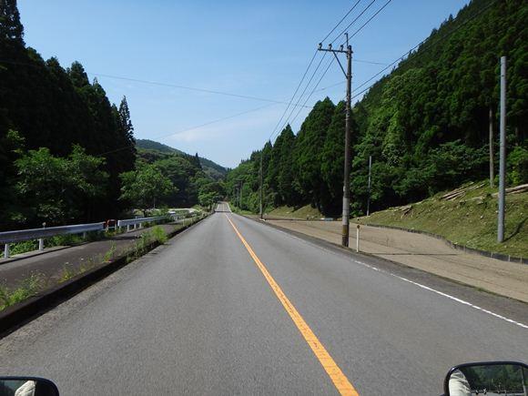 4 いきなり快適な道.JPG