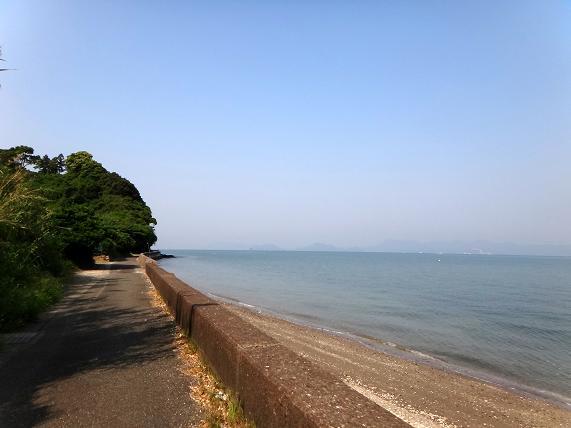 4 一応県道ですケロ.JPG