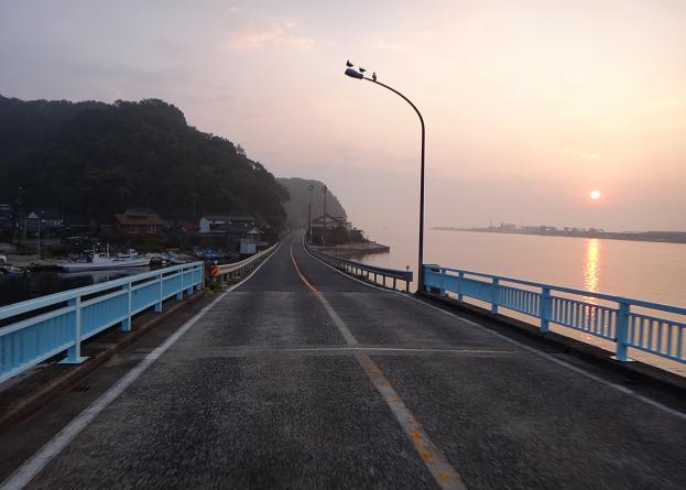 4 朝日が綺麗だ.JPG