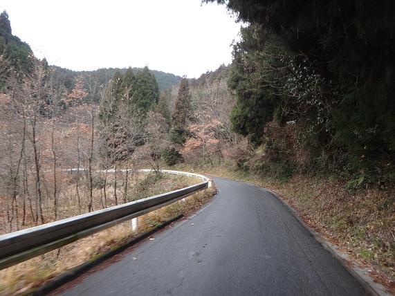 5 微妙に濡れたままの道.JPG