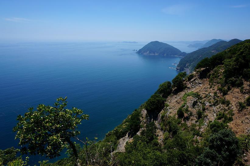 6 仙崎は崖の上.JPG