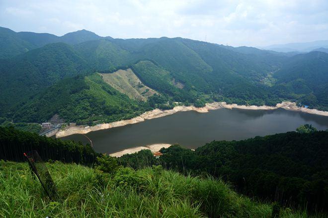 油木ダムです.JPG