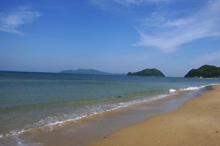 穏やかな玄界灘.JPG