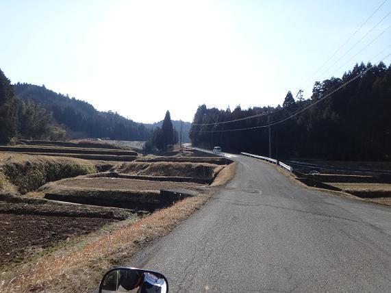 5 まわり道はすっごく長閑.JPG