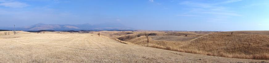 8 向こうの山は久住.JPG