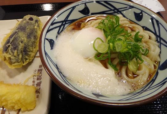 30 まさかの丸亀製麺でフィニッシュ.JPG