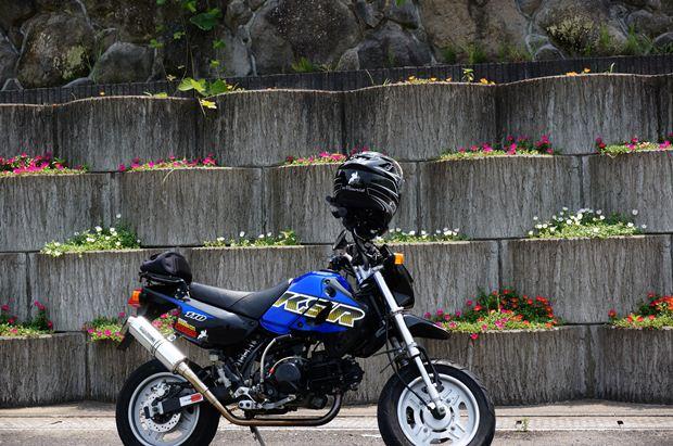 ちびっ子バイクでお出かけ.JPG